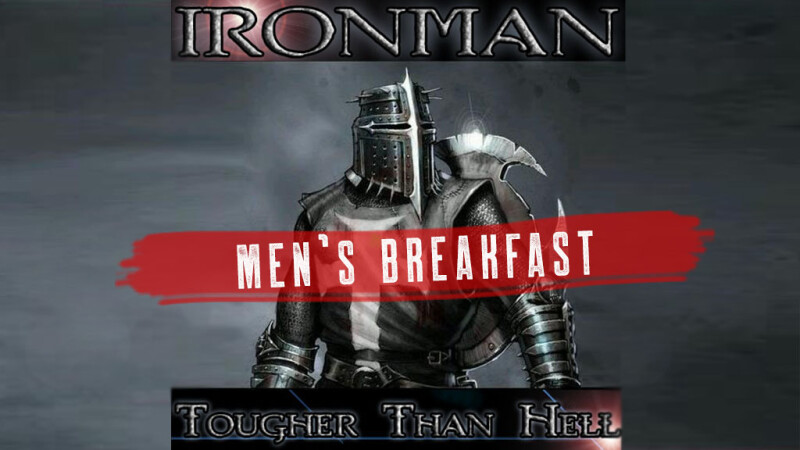 IRONMAN Men's Breakfast