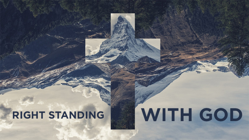 Right Standing with God