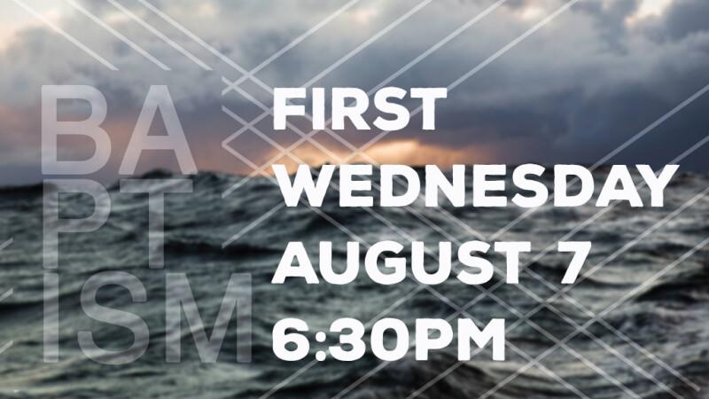 W.E. night (1st Wednesday)