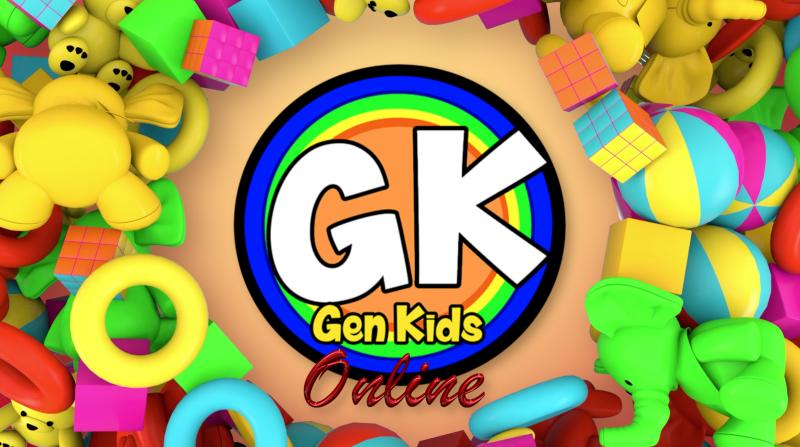 GENKIDS ONLINE (weekly lesson)